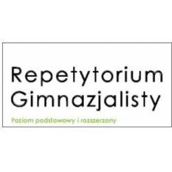 Repetytorium Gimnazjalisty  Język Angielski  Poziom Podstawowy i  Rozszerzony  Oprogramowanie Tablicy Interaktywnej