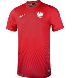 Koszulka wyjazdowa dla dziecka Polska EURO 2016 (Nike)