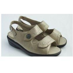 Zdrowotne sandały damskie SOLIDUS 47015-30628 THERAPO DAMEN