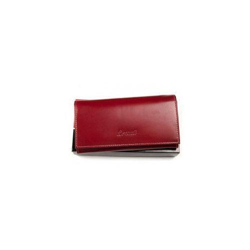 01056d3d69a35 Duży portfel damski skórzany Lorenti RD 13 BAL R czerwony - porównaj ...