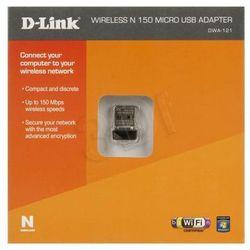 D-Link Dwa-121 Karta Micro Usb Wi-Fi N 150mbps