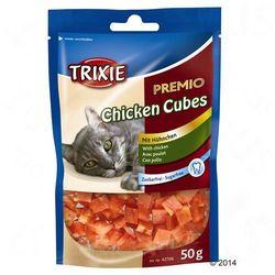 TRIXIE Snacki premio cubes kurczak 50 g- RÓB ZAKUPY I ZBIERAJ PUNKTY PAYBACK - DARMOWA WYSYŁKA OD 99 ZŁ