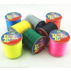 500M Glance PE Brand Super Strong Japanese 500m Multifilament PE Material Braided Fishing Line 10 20 25 30 40 50 60 80 100LB