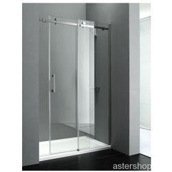 DRAGON drzwi prysznicowe do wnęki 150 cm GD4615