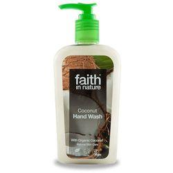 Organiczny płyn do mycia rąk z mleczkiem kokosowym 300ml - Faith In Nature