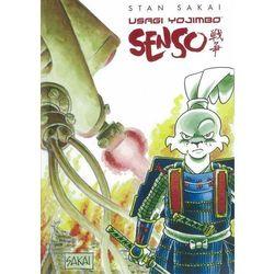 Usagi Yojimbo. Senso (opr. miękka)
