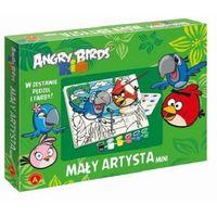 Mały artysta mini Angry Birds