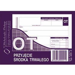 Przyjęcie środka trwalego OT Michalczyk&Prokop 420-5 - A6
