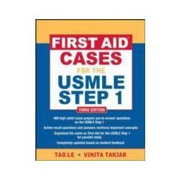 EBOOK First Aid Cases for the USMLE Step 1, Third Edition