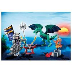 Playmobil WALIZKA Walizka - azjatyccy wojownicy 5609