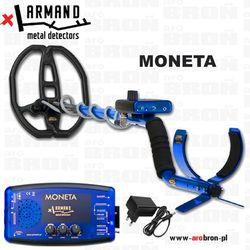 Wykrywacz metali Armand MONETA - NOWOŚĆ - zasilanie akumulatorowe, przeznaczony do monet i biżuterii