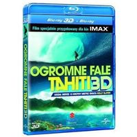 Film TIM FILM STUDIO Ogromne fale Tahiti 3D The Ultimate Wave Tahiti