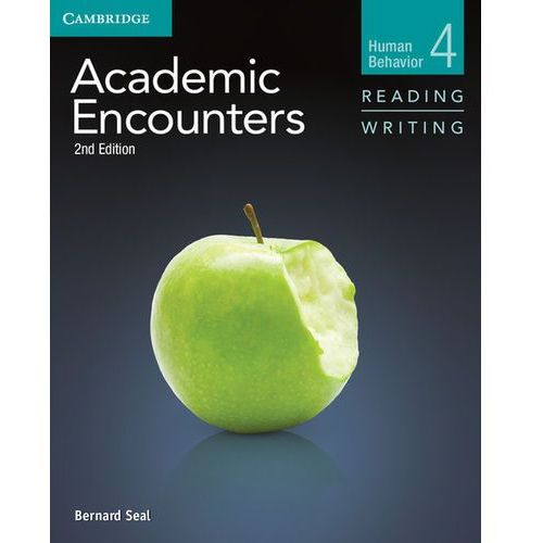 Academic Encounters 4 Student's Book Reading and Writing and Writing Skills Interactive Pack - Bernard Seal DARMOWA DOSTAWA KIOSK RUCHU