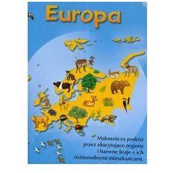 praca zbiorowa Atlas młodego odkrywcy Europa