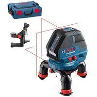 Poziomica laserowa Bosch GLL 3-50 P + BM1 + L-Boxx
