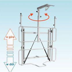 Uchwyt ścienny do tablicy z regulowaną wysokością i wysięgnikiem do projektora uVIS-RW50