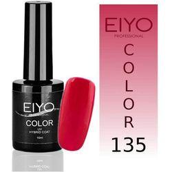 Lakier hybrydowy EIYO Elegance - kolor nr 135 - Malina z Drobinami - 15 ml Lakiery hybrydowe