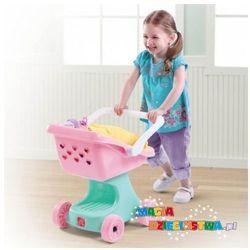 Wózek dla lalek dla dziewczynek STEP2