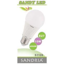 LED żarówka SANDY E27/10W/230V - Sandria S1109