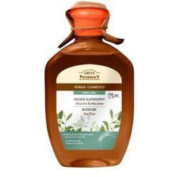 GREEN PHARMACY Olejek do kąpieli Drzewo Herbaciane