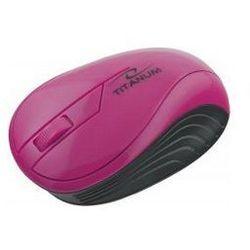 Mysz ESPERANZA Titanum (TM115P) Różowy