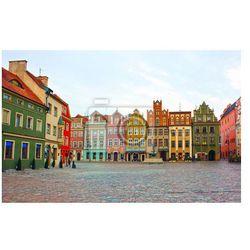 Fototapeta Rynek, Poznań, Polska