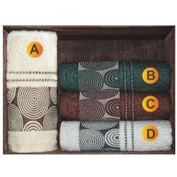 Komplet ręczników Twist