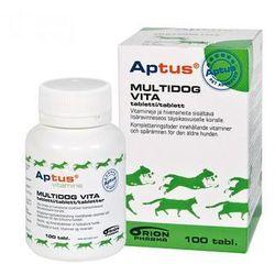 ORION PHARMA Aptus MultiDog Vita preparat witaminowo-mineralny dla psów 100tabl.