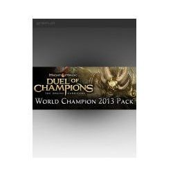 Might & Magic Duel of Champions World Champion 2013 Pack (PC)