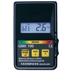 Wilgotnościomierz do materiałów Greisinger GMK 100, nieinwazyjny
