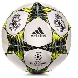 Piłka nożna Adidas Finale 15 Capitano Replica Champions League Real Madryt 5