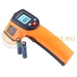 Termometr Bezdotykowy na Podczerwień elektroniczny Pirometr Laserowy
