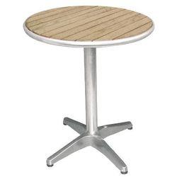 Stół okrągły | jesionowy | 600 mm