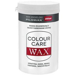 WAX Pilomax Arabica ColourCare maska do włosów farbowanych na kolory ciemne 480ml