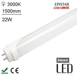 INOXX 150T8K3000 MI FS Świetlówka LED ciepła1500mm o mocy 22W 2200 lumenów 6000-6500K