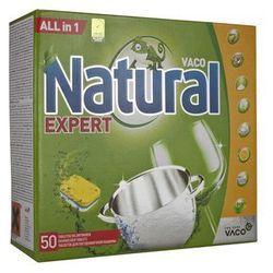 VACO Tabletki do zmywarek bezfosforanowe 50szt