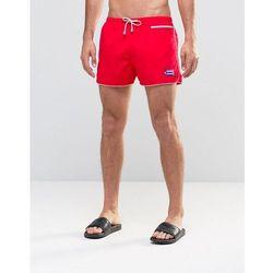 Oiler & Boiler Swim Shorts East Hampton - Red