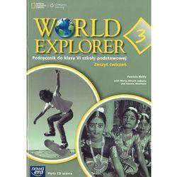 Język angielski World Explorer kl. 6 Zeszyt ćwiczeń z płytą CD Audio