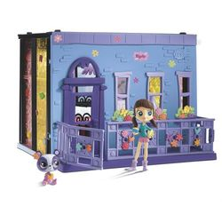 Figurka HASBRO Littlest Pet Shop Zestaw Stylowy Pokój Blythes A9479