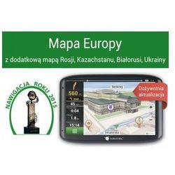 Navitel E500 EUROPA + pełna mapa Rosji, Ukrainy, Białorusi, Kazachstanu - dozywotnia aktualizacja - DARMOWA DOSTAWA!!!