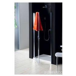 ONE drzwi prysznicowe do wnęki 80cm szkło czyste GO4480D