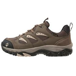 Jack Wolfskin MTN STORM TEXAPORE Obuwie hikingowe sahara