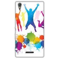 Fantastic Case - Sony Xperia T3 - etui na telefon - radość