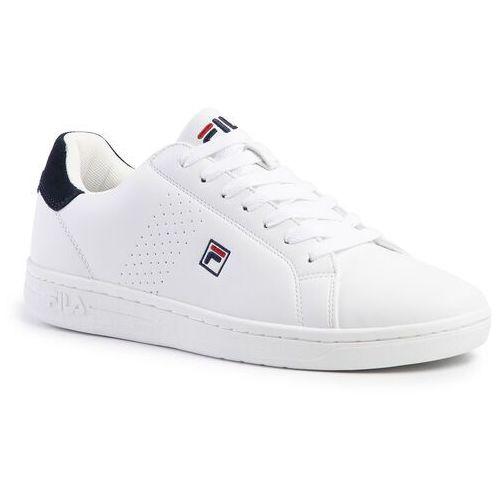 Sneakersy FILA Crosscourt 2 F Low 1010276.98F WhiteDress