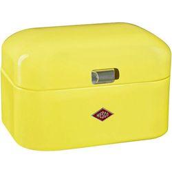 Pojemnik na pieczywo Grandy Wesco żółty