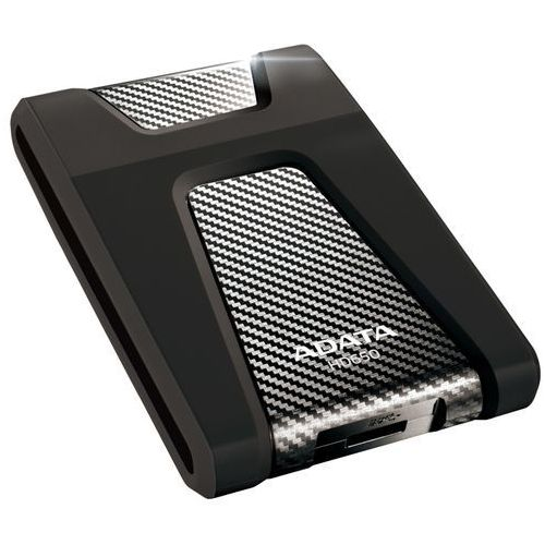 Dysk A-DATA DashDrive Durable HD650 1 TB Czarny