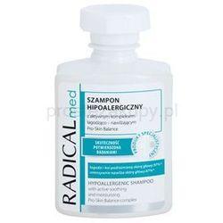 Ideepharm Radical Med Psoriasis hypoalergiczny szampon do włosów do skóry z łuszczycą + do każdego zamówienia upominek.