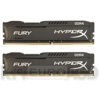 Kingston HyperX Fury DDR4 16GB (2x8GB) 2400 CL15