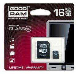 Karta pamięci GOODRAM microSDHC 16GB class 10