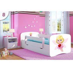 Łóżko dziecięce Kocot-Meble BABYDREAMS MOTYLEK, Kolory Negocjuj Cenę